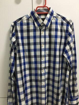 Camisa hombre Massimo Dutti