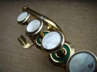 Trompeta Piccolo Selmer Paris 465 BLF/S
