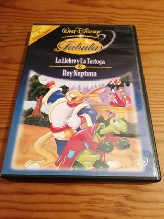 Película DVD: Fábulas Walt Disney