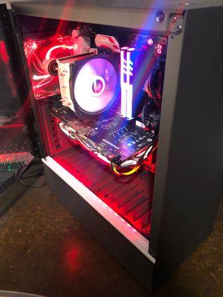 Ordenador Gaming i7 6700k / GTX 1060