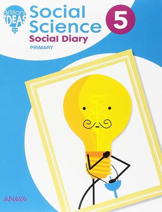 Social Science 5 Social Diary - Primary