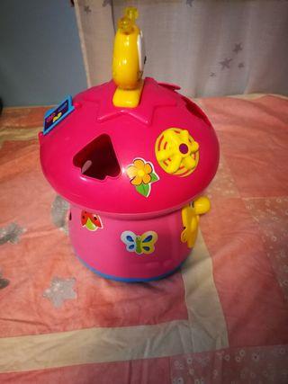juguete de encajables
