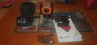 cámara de acción 360 qimmiq