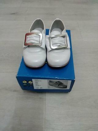 zapatos mocasin niño