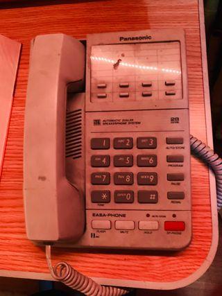 TELÉFONO CENTRALITA VINTAGE