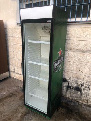Armario expositor refrigerado vitrina