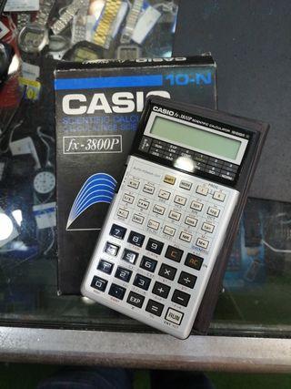 Casio fx3800P