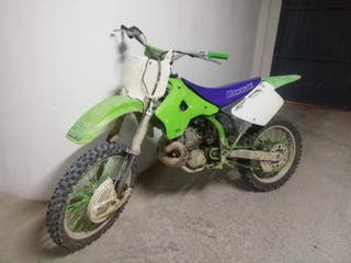 kawasaki 250cc 2 tiempos