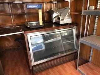 Mostrador frigorífico Expositor