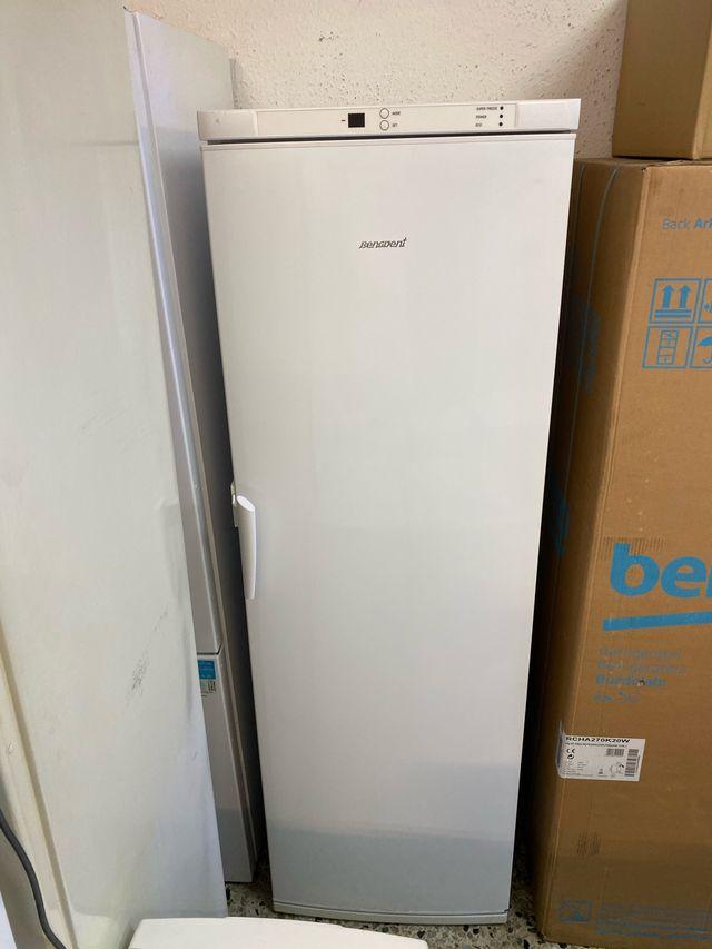 Congelador económico Benavent con garantía
