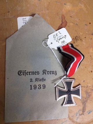 medallas originales Alemania ww2