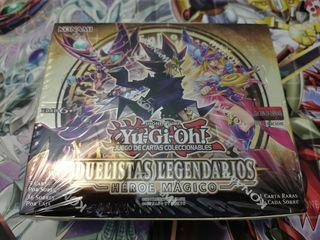 Yu-Gi-Oh! - Caja de sobres DL Héroe Mágico
