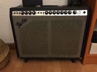 amplificador fender pro reverb