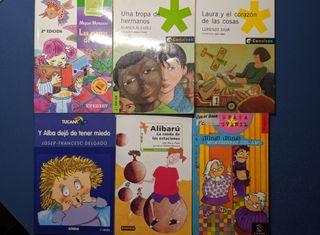 7 Libros infantiles de 6 a 10 años