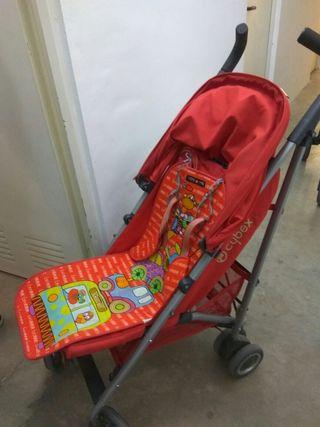 silla de paseo cybex