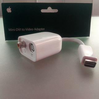 Apple Adaptador mini-DVI a proyector de video