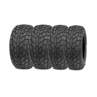 Combo neumáticos carretera quad