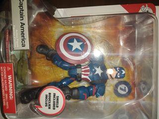 Figura Capitán, America
