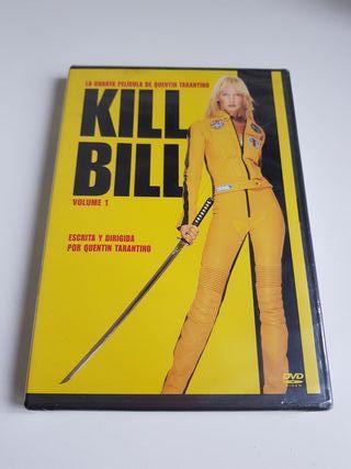 Kill Bill DVD original.