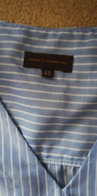 talla 42. camisa Adolfo Domínguez mujer