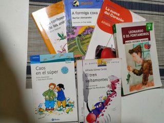 Lectura infantil varios