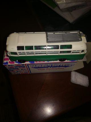 autobús juguete alemán fahrzuege