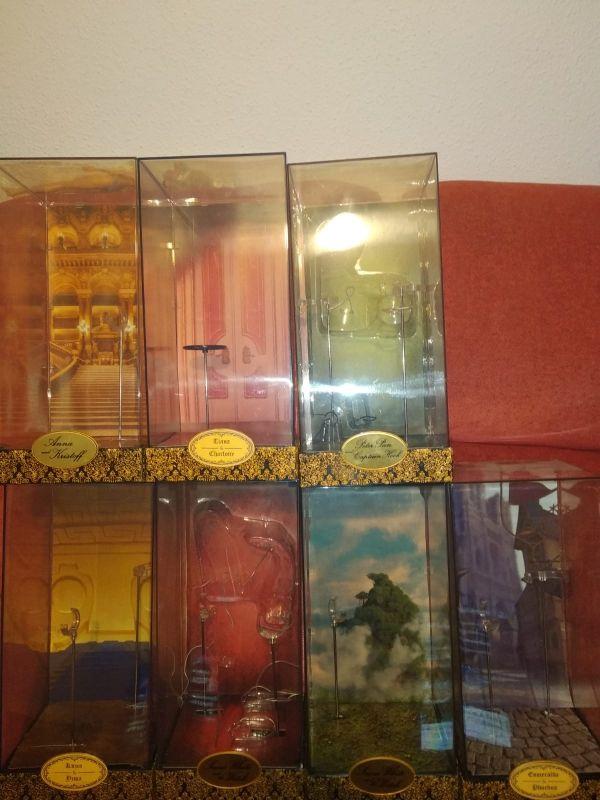 urnas metacrilato Disney muñecas