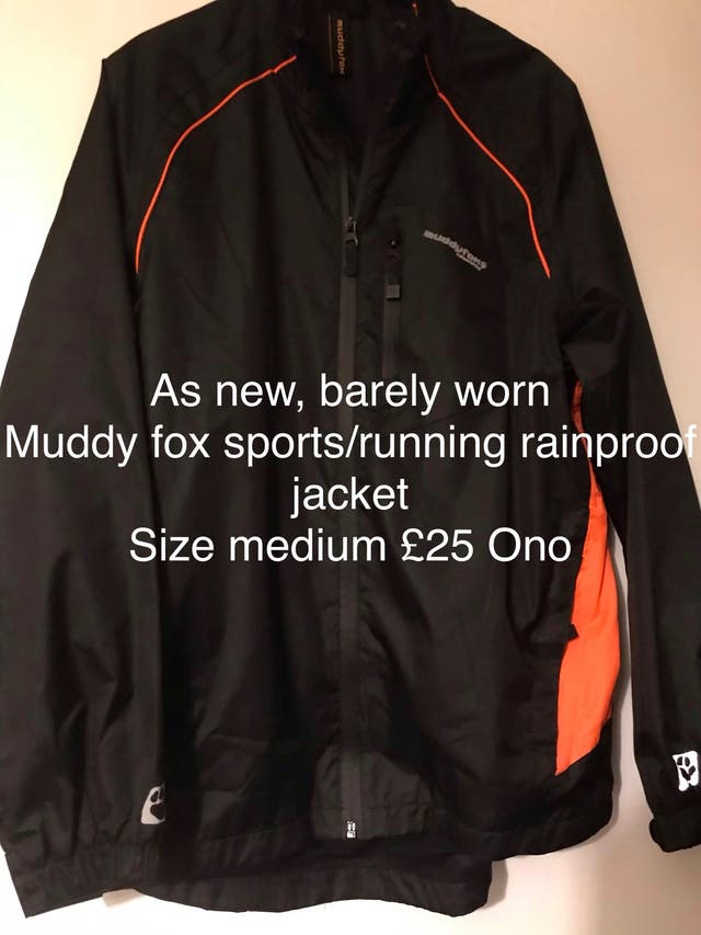 Various ladies sportswear for sale