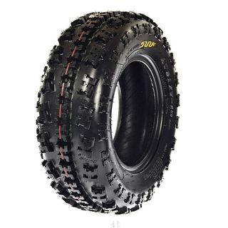 Combo 2 neumáticos quad 22x7x10