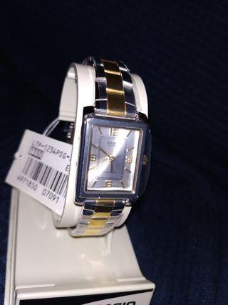 Reloj pulsera Casio mujer