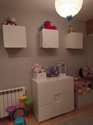 Dormitorio bebé/ niñ@