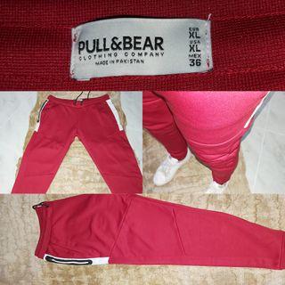 Pantalones de chandal Pull & Bear sin usar.