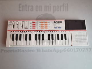 Organo Teclado piano CASIO PT-82