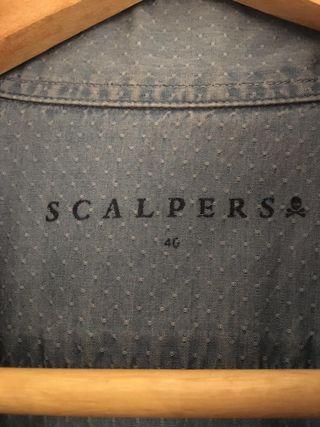 camisa Scalpers