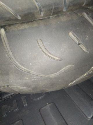 Juego neumáticos Bridgestone T30