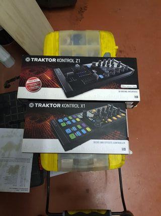 traktor kontrol z1 y x1