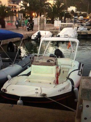 Barca Semirigida Zar Formenti 53