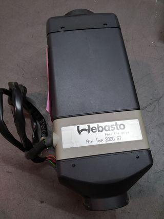 Calefactor autonomo Webasto 24v Mercedes