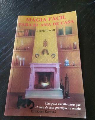 Libro magia fácil para el ama de casa