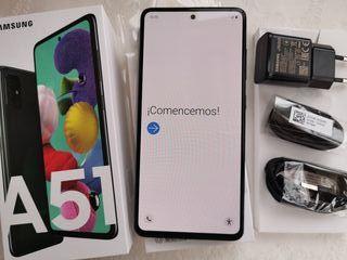 Samsung Galaxy A51 - 128Gb, 4 cameras