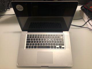 "Macbook Pro 15"" - A1286 EMC 2353 Despiece"
