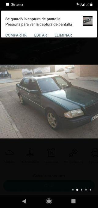 Mercedes-Benz Clase c280 197cv