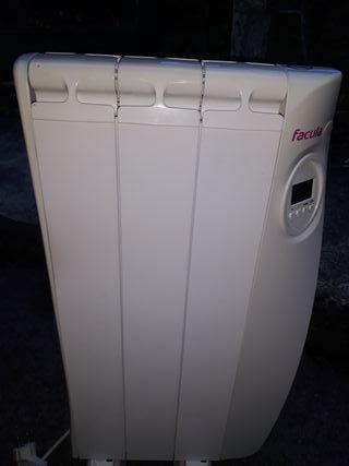radiador bajo consumo facula