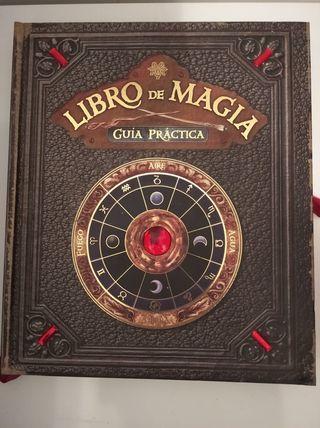 LIBRO DE MAGIA. GUÍA PRÁCTICA
