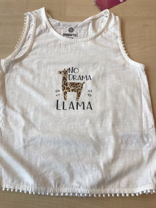 Girls vest tops