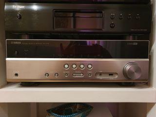 receptor audio video YAMAHA AVR 379