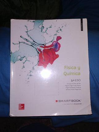 Libro de física y química de 3° ESO