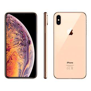 iPhone Xs Max 64 GB - Oro - Libre