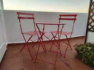 Mesa Para Terraza De Segunda Mano En Valencia En Wallapop