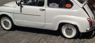 Pasos de rueda Seat 600
